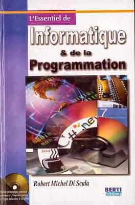 livre : L'essentiele de ninformatique et de programmation - Gratuitement