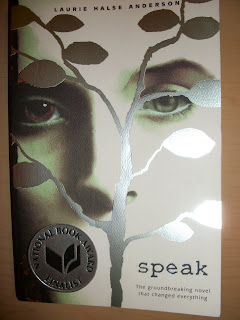 speak laurie halse anderson reflection through art Everything you ever wanted to know about quotes about speak  speak by laurie halse anderson home / literature / speak / welcome to art (43).