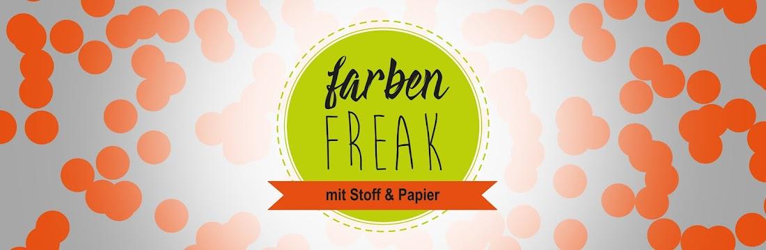 Farbenfreak's Blog