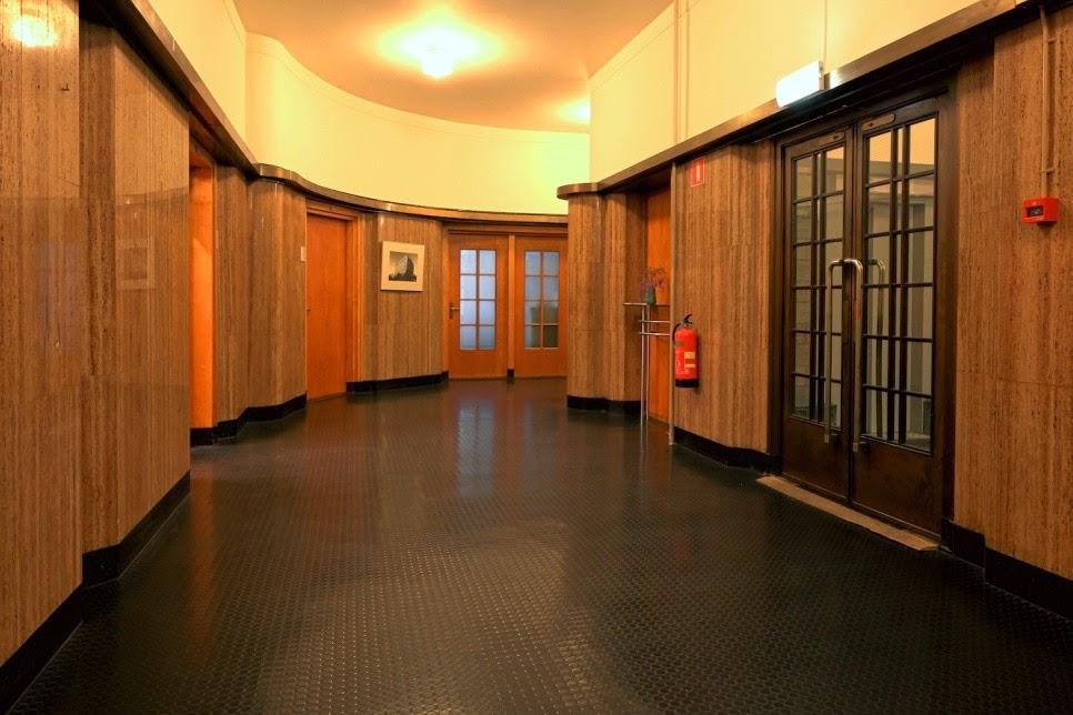 De kunst van fotografie het bungehuis - Interieur binnenkomst ...