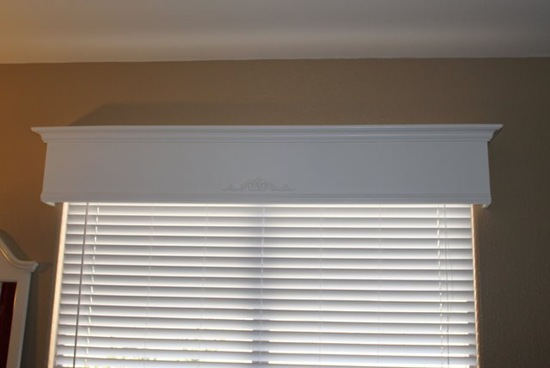 Wooden Valances For Windows : Be different act normal great diy valance ideas