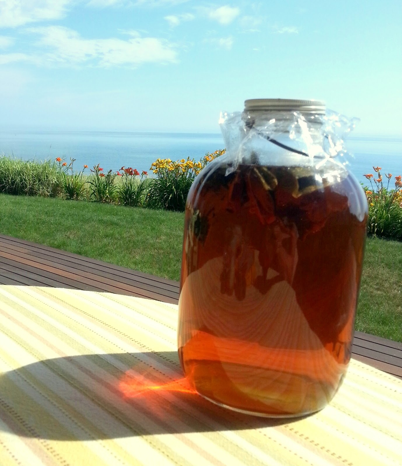Cook with Cindy - Food, Fun, and more!: SUMMER MEANS SUN TEA!