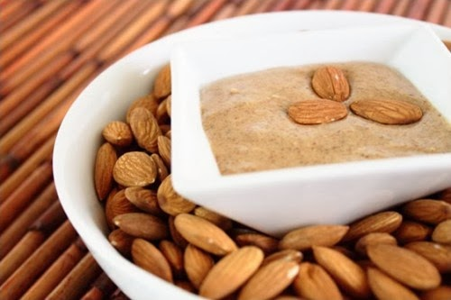 Homemade Almond Butter, www.HealthyFitFocused.com