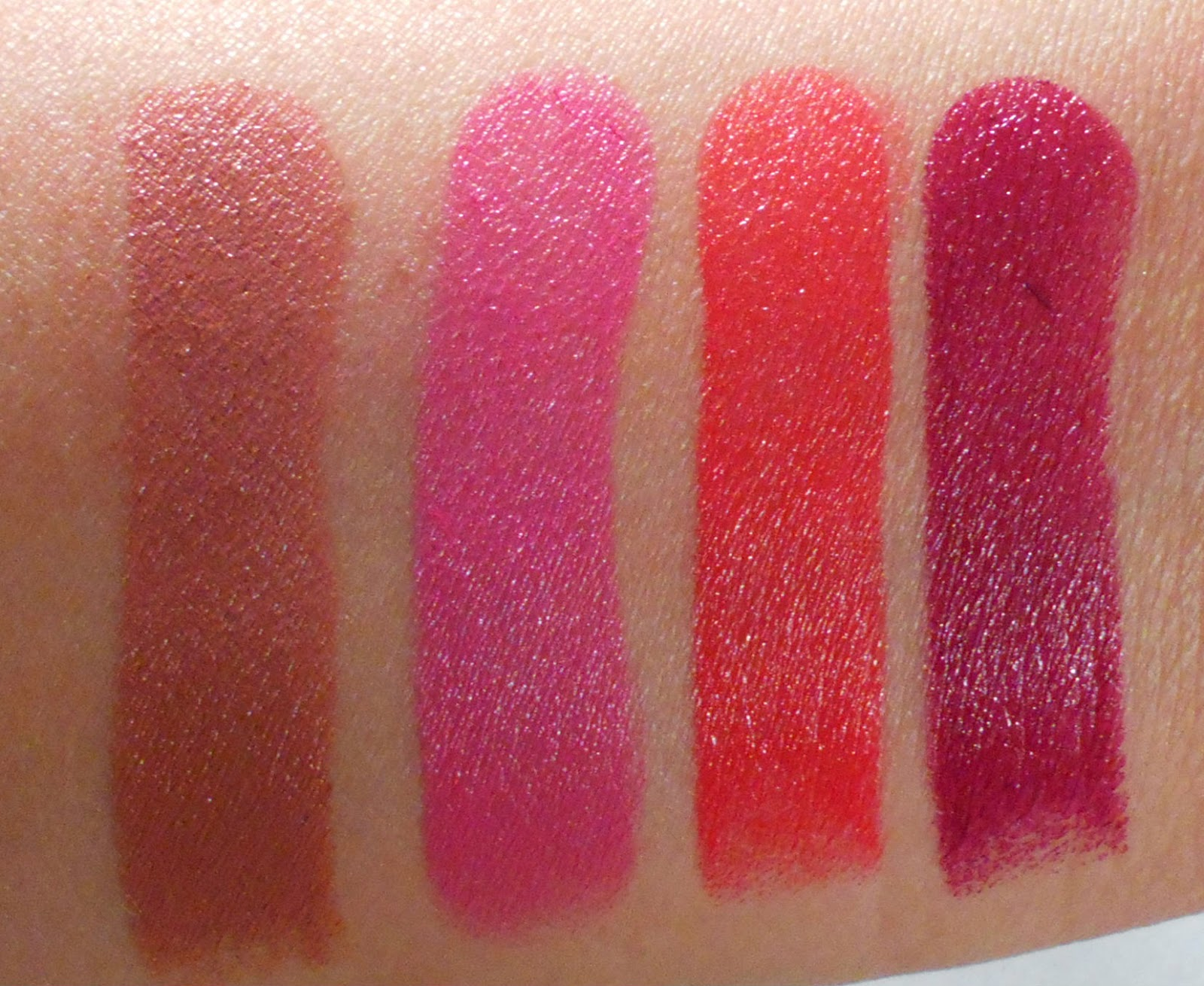 Wet n Wild Fergie Perfect Pout Lip Colors