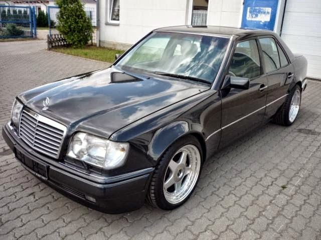 Mercedes benz e73 amg w124 benztuning for Mercedes benz w124 amg
