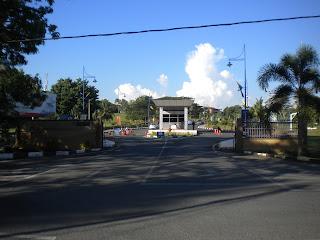 Gate B UiTM Arau Perlis