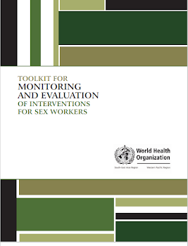 Toolkit for monitoring and evaluation of interventions for sex workers