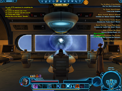 SWTOR - Starship Flight Deck