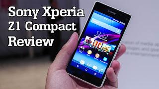 Harga Sony Xperia Z1 Compact, Smartphone Premuim Spesifikasi Mempuni