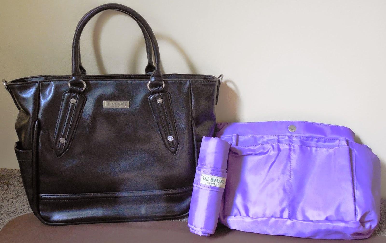 Lily Jade Diaper Bag Anna