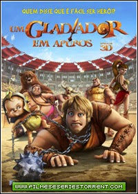 Um Gladiador em Apuros (Gladiatori di Roma) Torrent (2014)