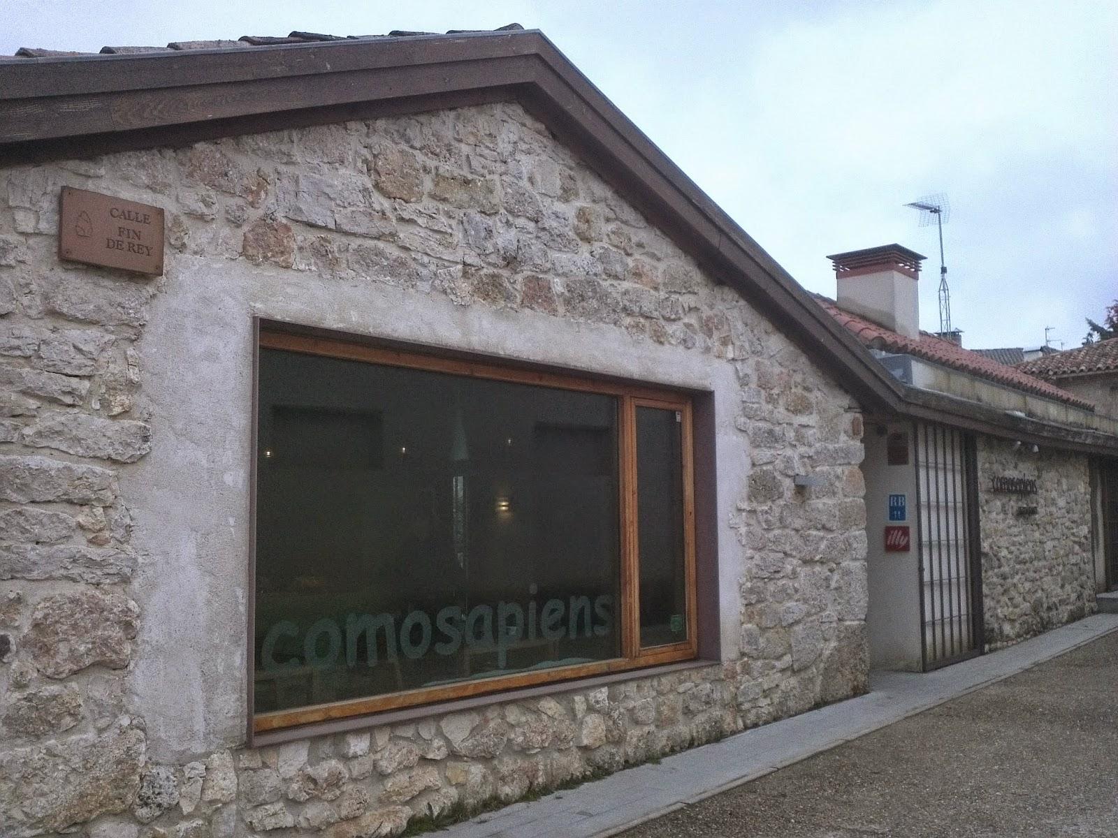 Comosapiens Restaurant Atapuerca