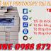 Dịch vụ cho thuê máy photocopy trọn gói tại Hải Phòng