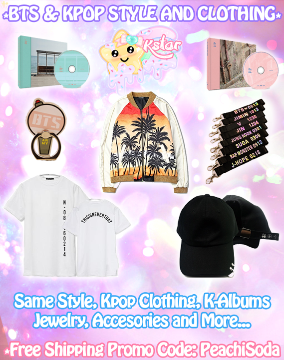 BTS/KPOP Goodies♥