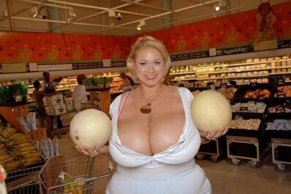 JessiBlog: Huge Female Breast