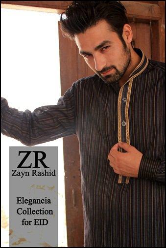 Zayn Rashid Latest Eid Kurta Collection For Men 2011 - Kurta Collection of male I Like