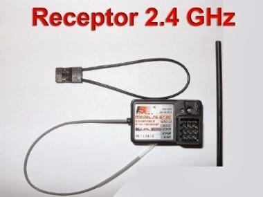 Enlazar emisora con receptor