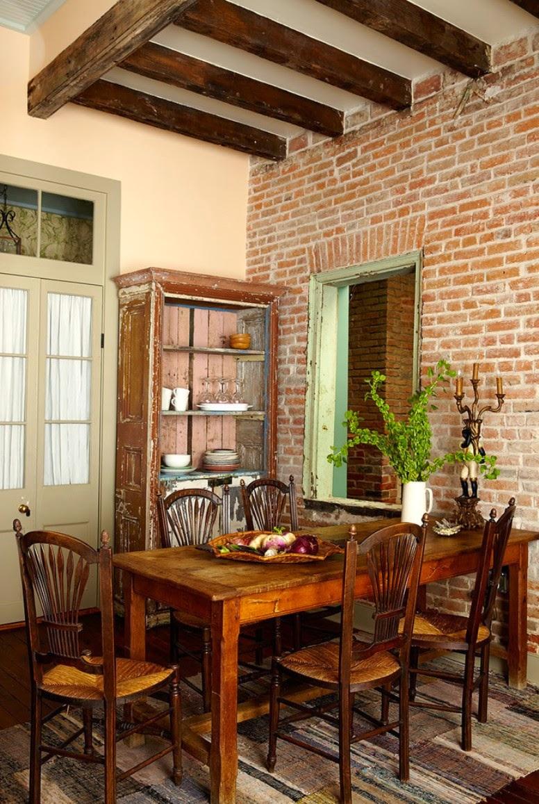 Antic chic decoraci n vintage y eco chic lugares con for Interior designs new orleans