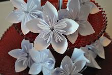 Origami/pappersvikningar