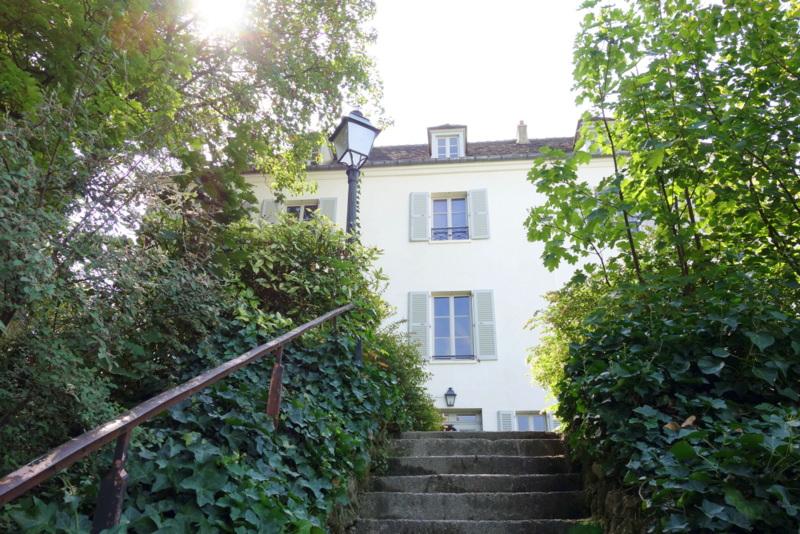 Paris mus e de montmartre et les jardins renoir la for Le jardin 21 rue de la federation