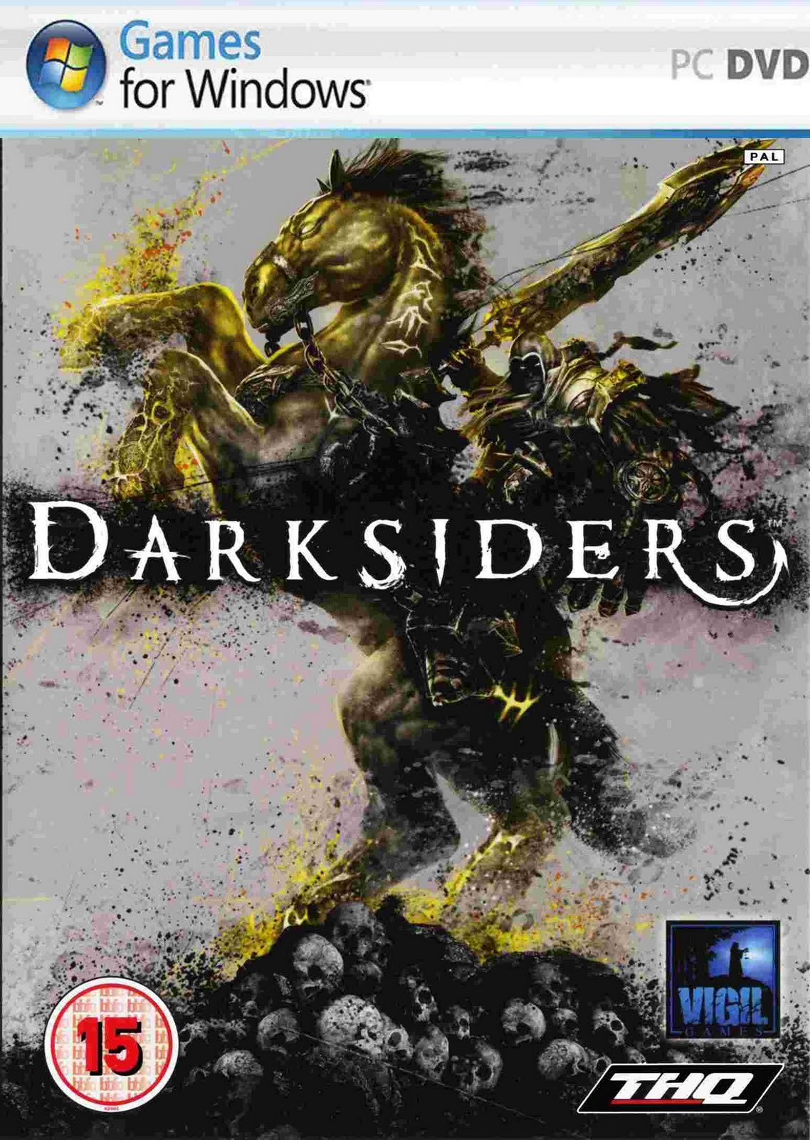 Dream Games: Darksiders