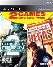 Tom Clancy: Double Pack – PS3