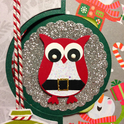 Stampin-up-christmas-card-ornament-santa-owl-snowman-sparkles