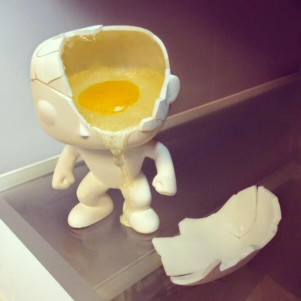 Funko Pop! Custom Egg