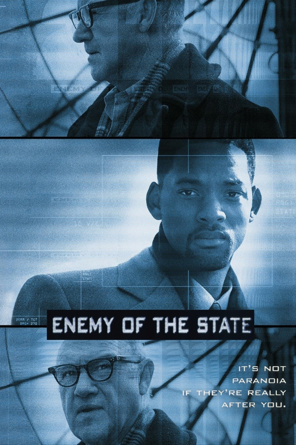 enemy of the state Enemy of the state - a lawyer becomes a target by a corrupt politician and his nsa goons when he accidentally receives key evidence to.