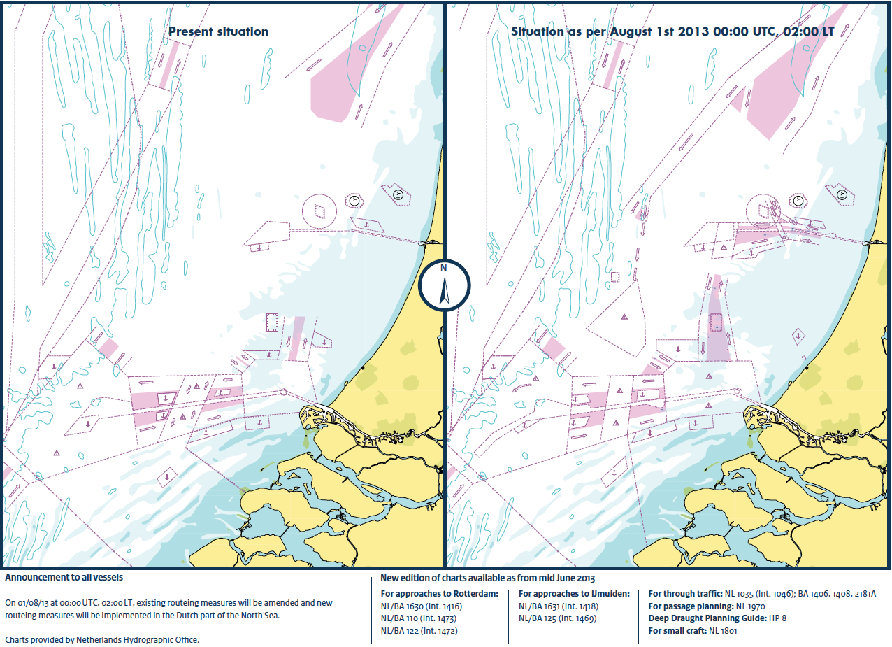 GeoGarage blog: North Sea to get new shipping routes