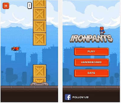 Flappy Bird Alternative Ironpants