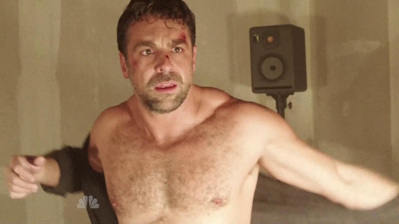 Naked men chris mackenna