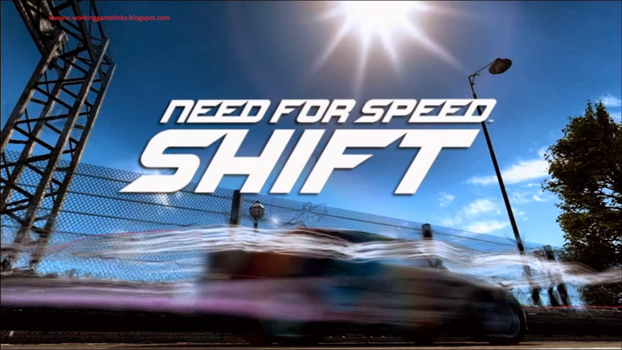Download need for speed shift free for pc full version