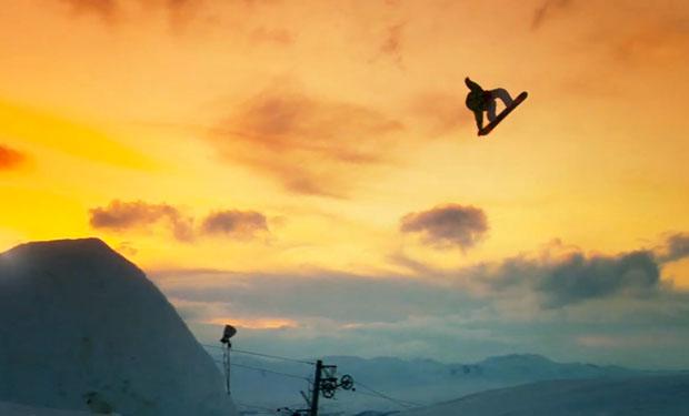 Gjermund Braaten from Isenseven's Don't Panic Snowboard