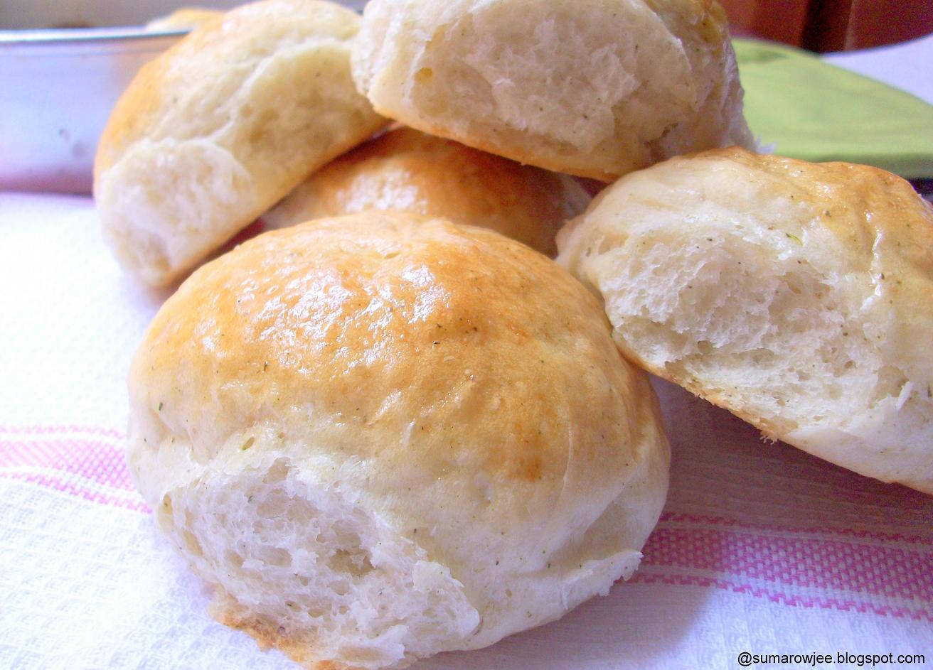 Potato Rolls Recipe — Dishmaps