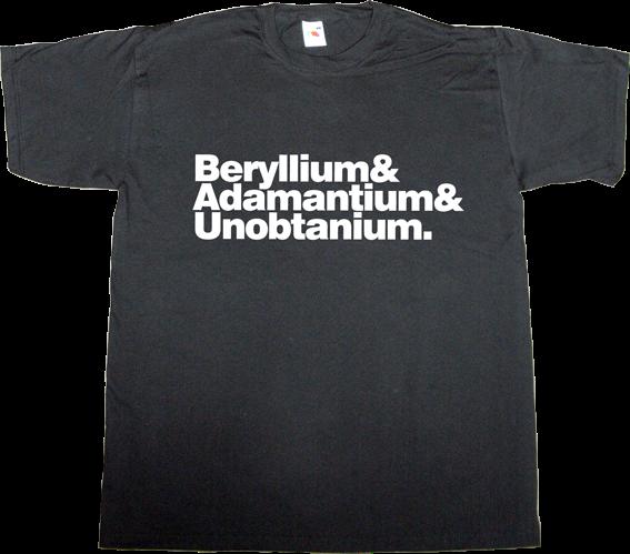 fun movie sci-fi science x-men avatar galaxy quest t-shirt ephemeral-t-shirts
