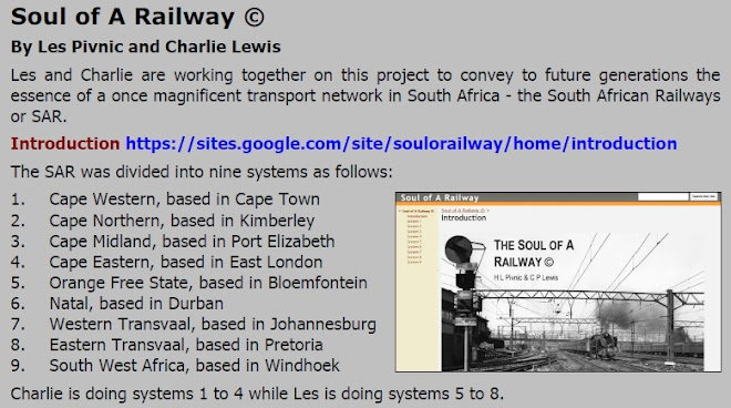Soul of A Railway