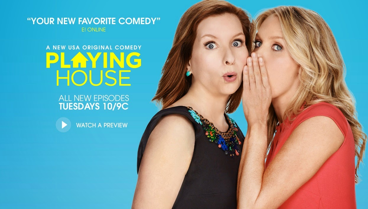 playing house renewed for a second season