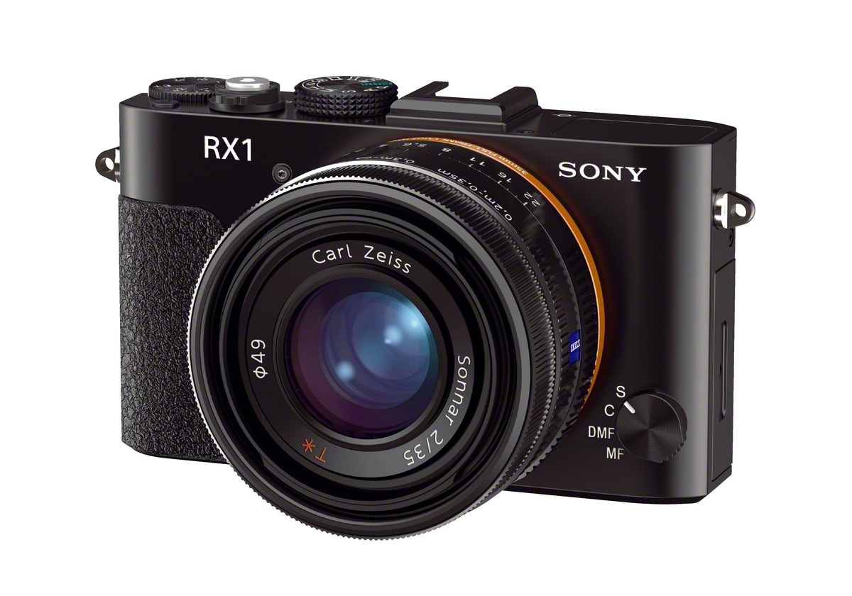 Sony Cybershot RX1 Digital Camera Features & Technical Specs