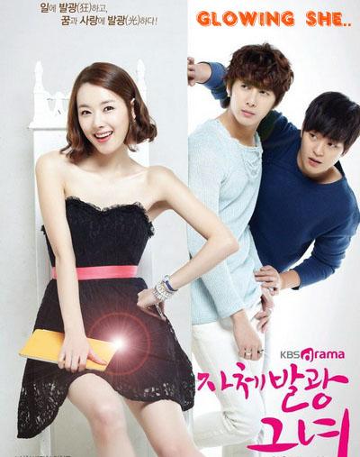 Glowing She Drama Korea Terbaru | Sinopsis Glowing She | Para pemain