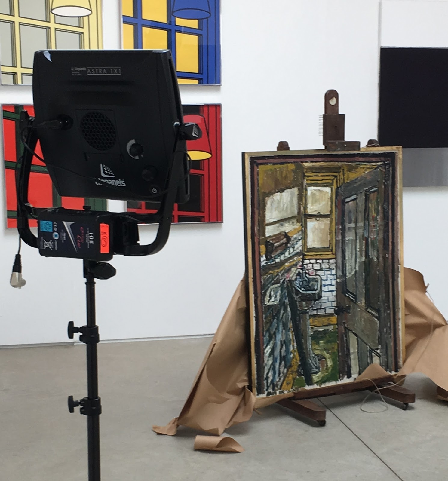 John Bratby One Of The Kitchen Sink Artists So Called: On Telly With Tuffers...the John Bratby Thing