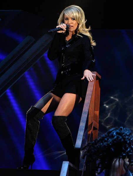 Carrie Underwood and my home town. Carrie Underwood's house
