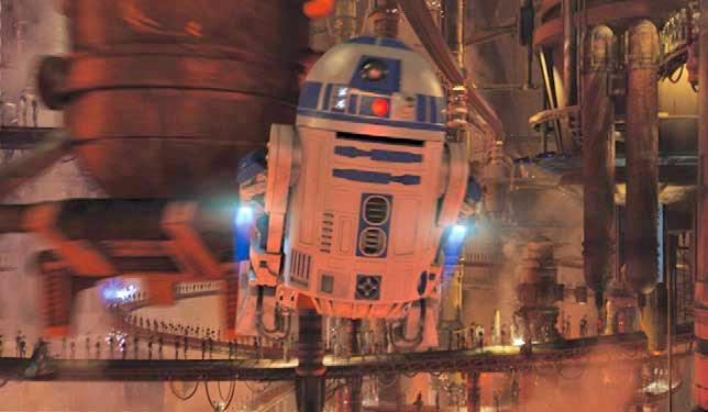Grandes errores de Star Wars  R2%2Bd2%2Bflying