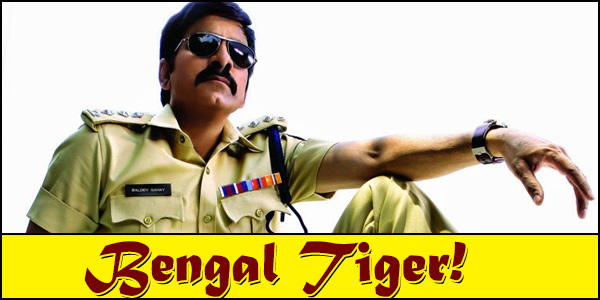 Ravi Teja ,Thamanna,Rashi Khanna Starrer Bengal Tiger has completed 80 percent of shooting Sampath nandi is directing this prestigous project . K.K Radha Mohan is producing under Sri Sai Satya Arts . Sunder Rajan is Handling camera . Currently Bengal Tiger Shooting is in Progress Around Hyderabad  ( Shamshabad Air Port,Chilukuru,Jrc ) Ravi Teja is working on Action sequences producer is spending huge budget on these action sequences .  Harshavardhan Rane is playing Special role. Rao Ramesh ,Shayaji sinde,Tanikella Bharani,Posani Krishna Murali ,Prabhu,Pragathi,Nagineedu,Ramaprabha playing key roles among others .