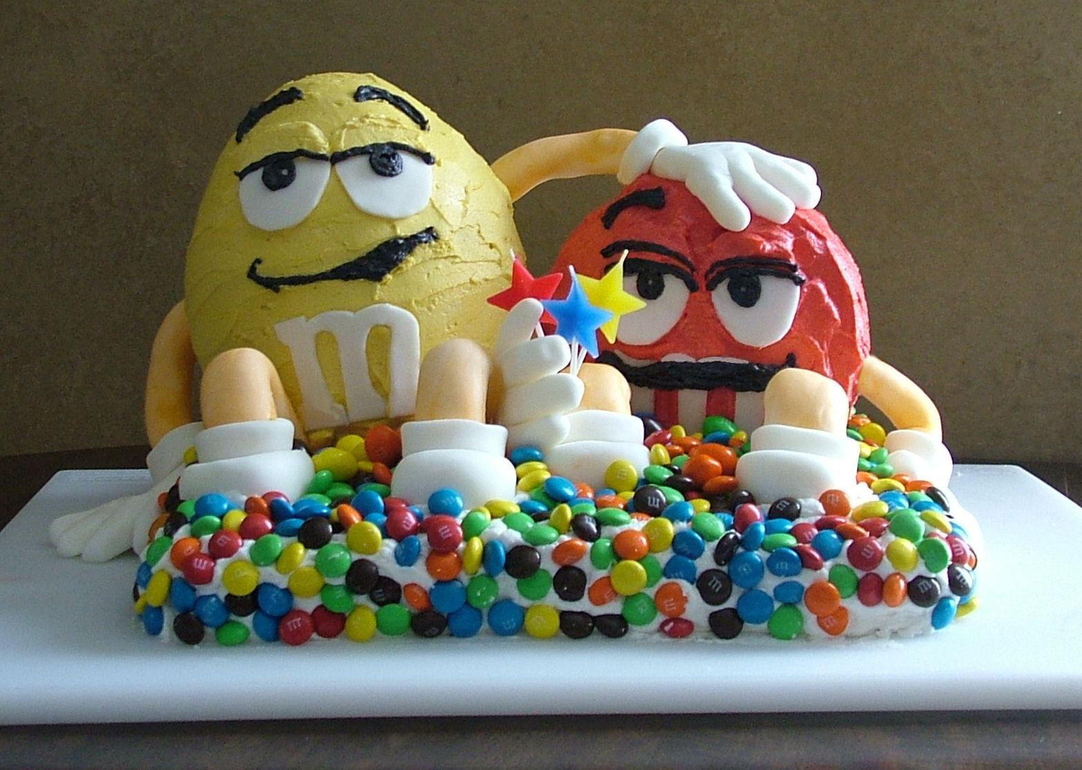 Cake guru essential ingredients m ms for M m cake decoration ideas