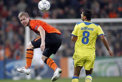 APOEL Nicosia 0 - 2 Shakthar Donetsk (3)