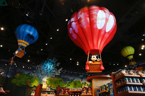 Insights and Sounds: First Look Inside Shanghai Disney Store