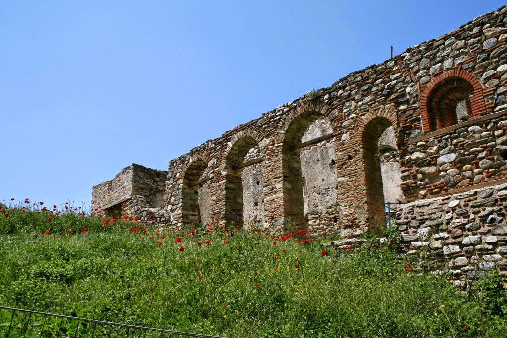 Βυζαντινό κάστρο Σερβίων