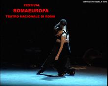 Teatro Nacional de Roma con Cecilia Troncoso