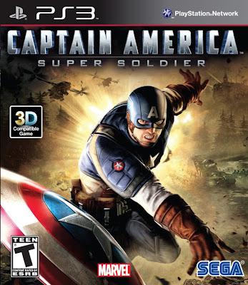 Captain America: Il Super Soldato PS3